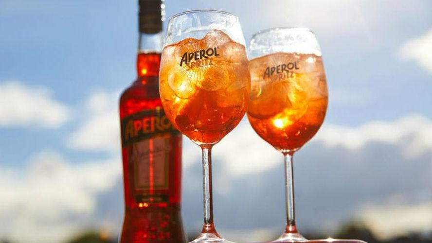 Napoli Come Milano Arriva Terrazza Spritz Food Makers