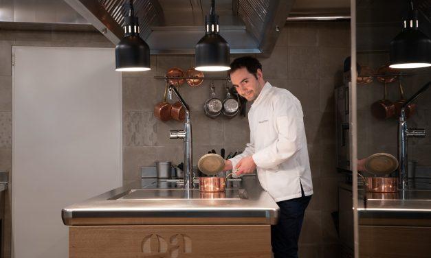 Lo chef Alessandro Bellingeri : la sua storia ed il suo Acquarol