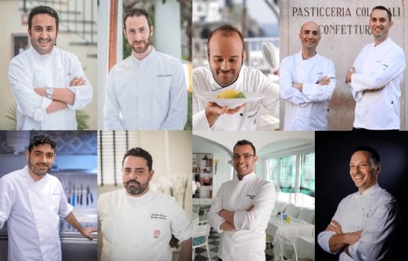 Ad Amalfi Chef's Collection con le Stelle del Food Campano