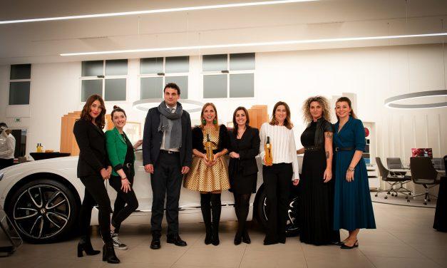FEMMES, omaggio alle DONNE,Un nuovo capitolo della storia della liquoristica italiana, presentato in BENTLEY MILANO