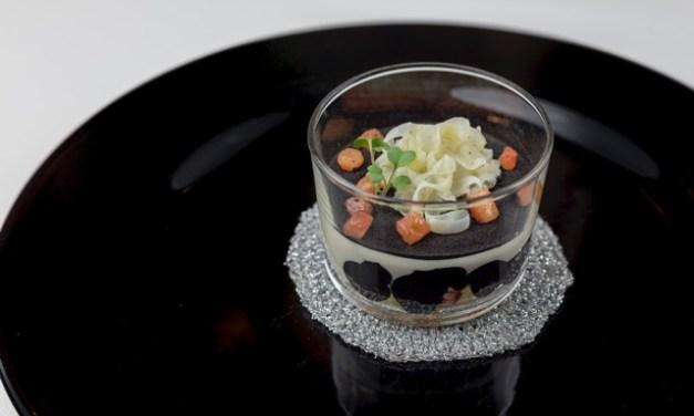 Tiramisù di seppia, mascarpone e patata by Tano Simonato