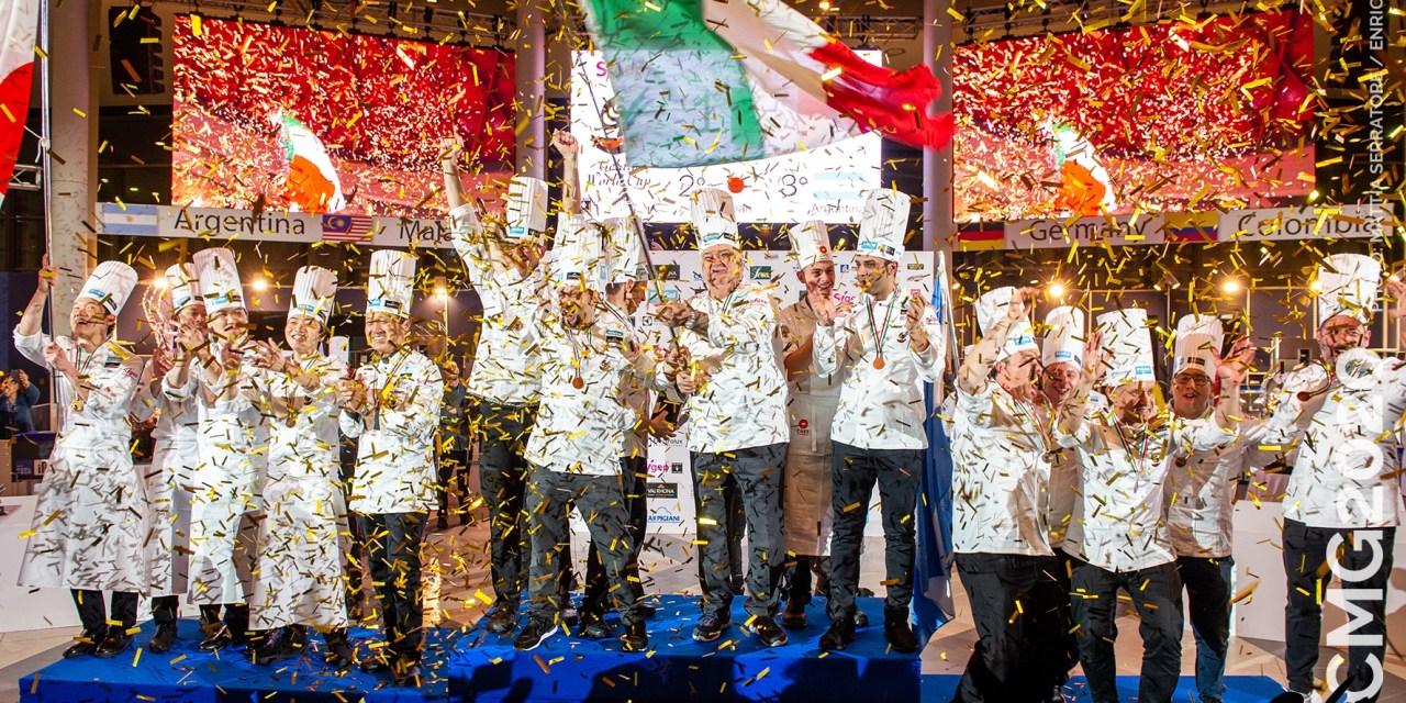 Il Team Italia è Campione del Mondo di Gelateria 2020
