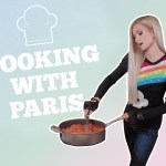 paris hilton diventa foodblogger