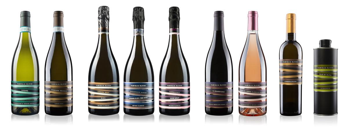 Famiglia Olivini | I colori e le forme del vino