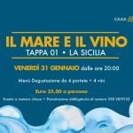 CASA MONTEDONICO – Il mare ed il vino