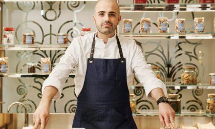 Antonio Tufano il pastrychef dell'Harry's di Trieste
