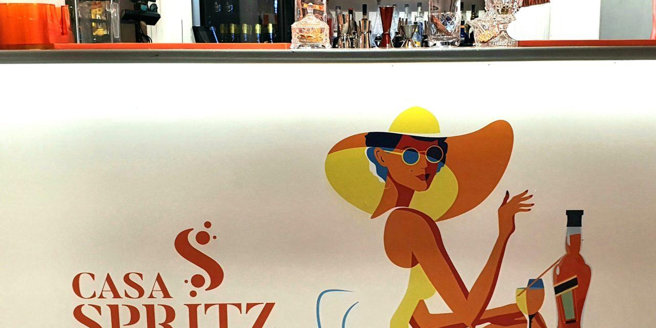 Terrazza Spritz cambia nome in Casa Spritz