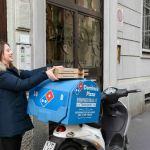 Coronavirus – Da Domino's Pizza Contactless Delivery