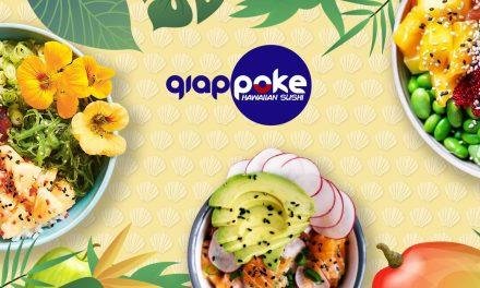 Giappoke: Hawaiian Sushi sbarca al Vomero