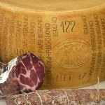 Il Parmigiano Reggiano, dai monasteri benedettini aD AMAZON