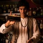 Andrea Pomo bartender del The Jerry Thomas Speakeasy