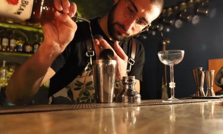 Il Bartender Michelangelo Bruno ha messo le radici a Roma