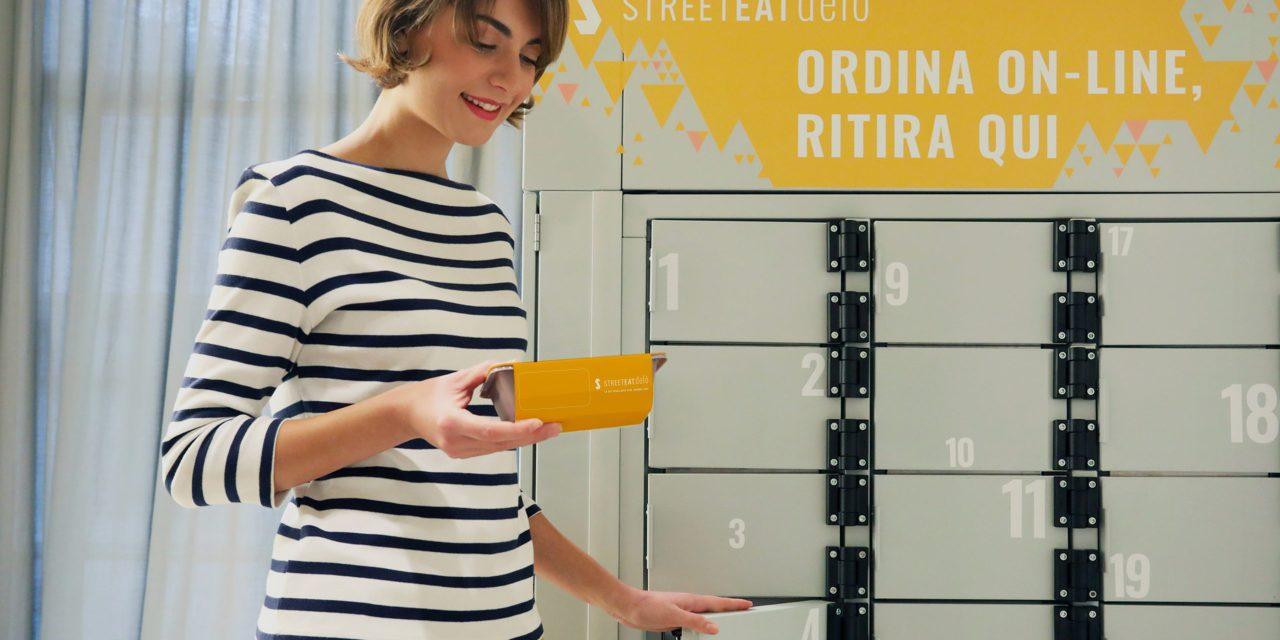 Streeteat crea Delò, la struttura refrigerata, sicura e innovativa