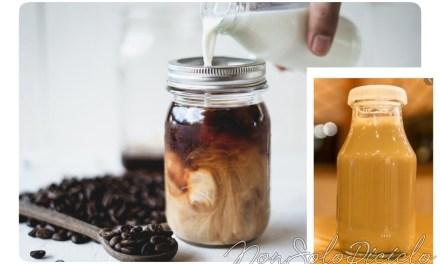 crema di caffè in bottiglia: ecco la ricetta