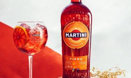 MARTINI FIERO È PERFETTO PER L'APERITIVO ESTIVO CHE PUNTA SULLA NATURALITÀ