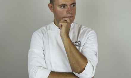 Chef Michele Castelli di Dimora Ulmo a Matera