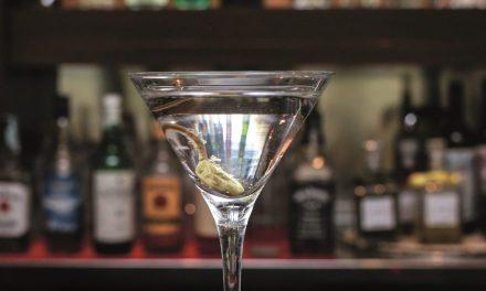 Drink Cucunci Martini di Paolo Sanna