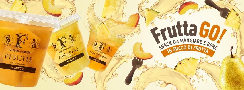 3..2..1.. Frutta GO! – Fattoria dei Sapori