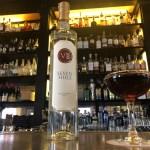 drink e piatto in pairing – drink 'GIN AND SEA', di Alessio Giovannesi, bar manager di Baccano a Roma