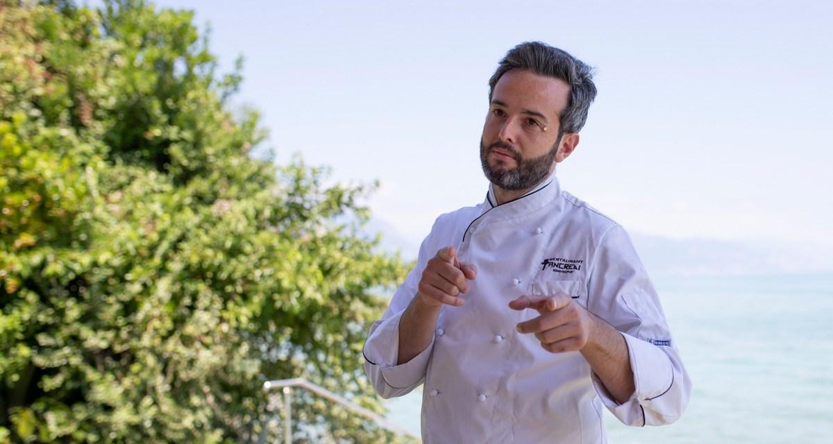 Roberto Stefani, Chef del Ristorante Tancredi