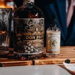 DON PAPA – Presentato a Roma il nuovo rum  Rye Aged
