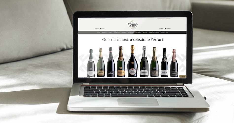 My WINE STORE, l'enoteca online