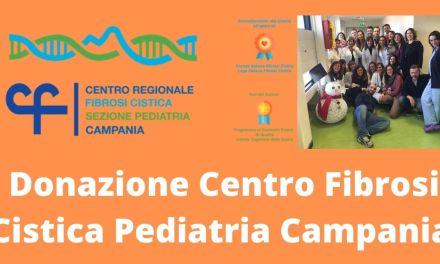 Operazione BABBO NATALE per i bambini del policlinico di napoli
