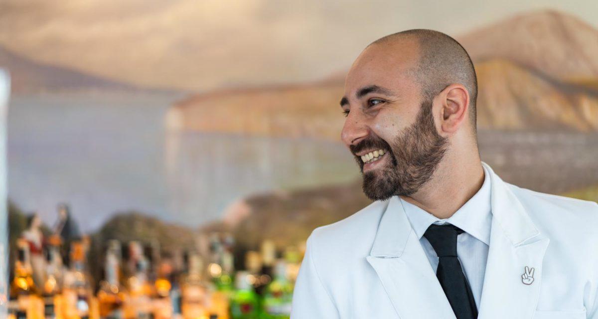 "Dario Guida : Martini Cocktail rigorosamente ""stirred not shaken"""