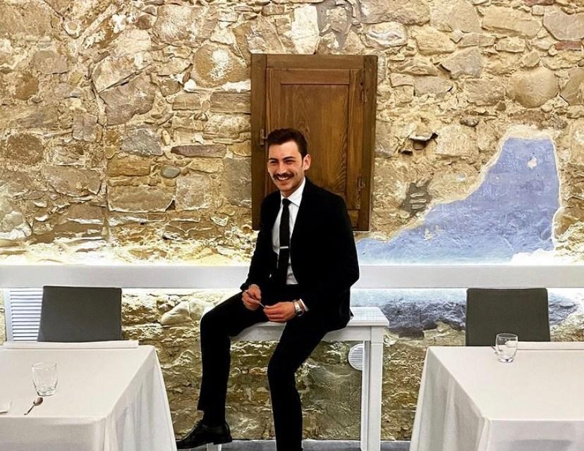 Denny Morelli il cameriere più romantico d'Italia