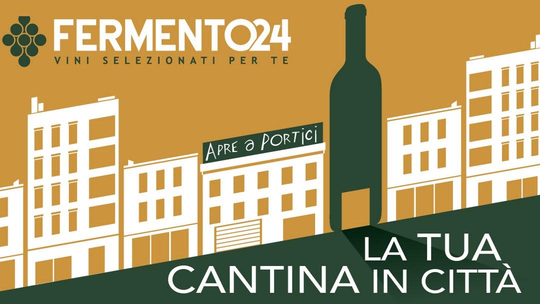 FERMENTO24 – ARRIVA L'ENOTECA DIGITALE