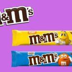 Le tavolette di cioccolato M&M's ® mini