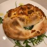 La Pizza 'Tortellino' dello chef Vincenzo Proto