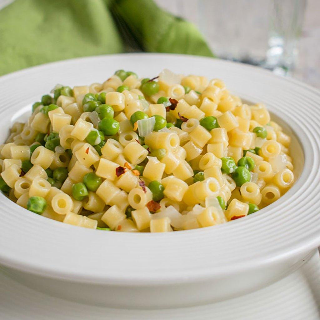 1200-Pasta-e-Piselli-(Pasta-with-Peas)-Picture