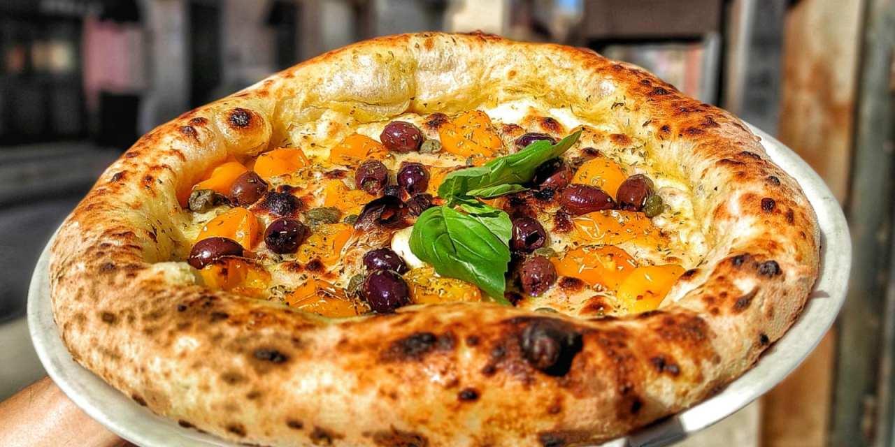 Riapertura Outdoor per la Pizzeria di Luca Doro