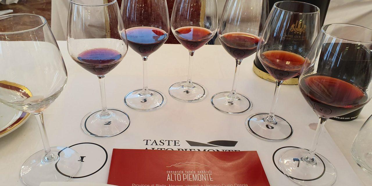Taste Alto Piemonte all'Hotel Excelsior di Napoli