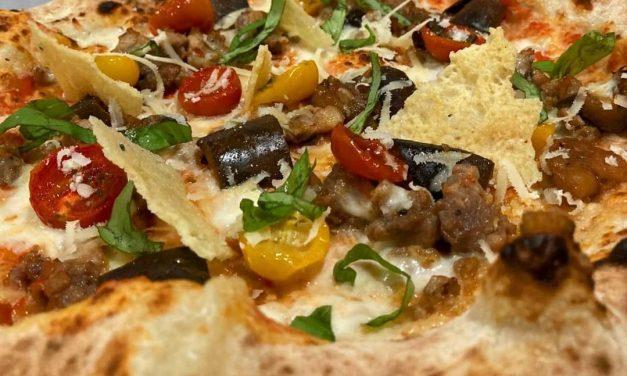La Pizzeria del Corso di Cosimo Chiodi a Pietramelara