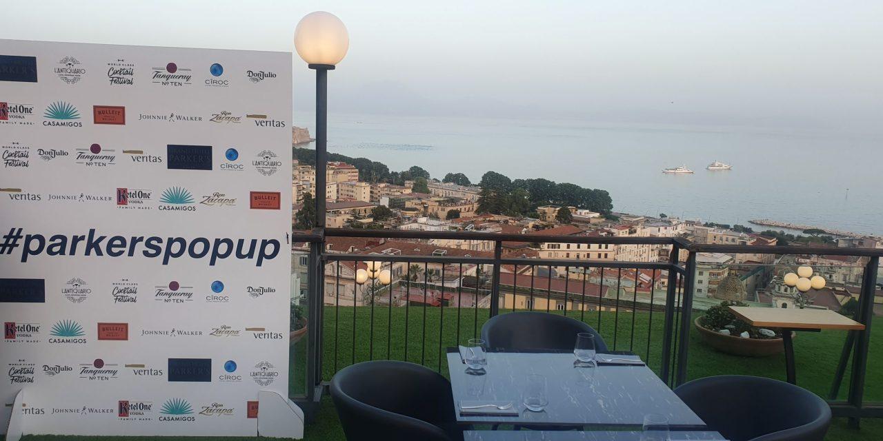 Il Grand Hotel Parker's di Napoli inaugura un Pop-Up Event