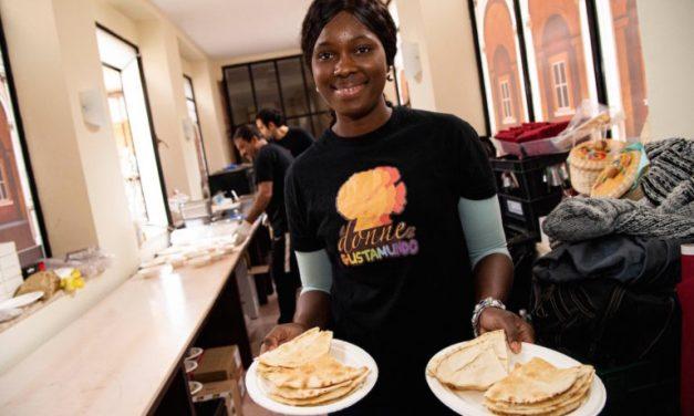 Gustamundo, il ristorante dei rifugiati e delle loro storie