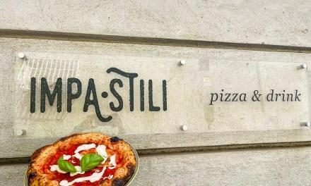 A Pomigliano D'Arco la Pizzacake della Pizzeria Impastili di Giovanni Barone e Marcello Fontana