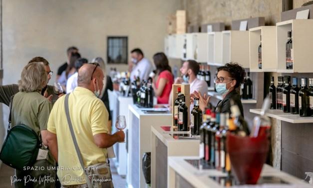 A PERUGIA Enologica Montefalco – dal 17 al 20 settembre  vino con cibo, arte e musica