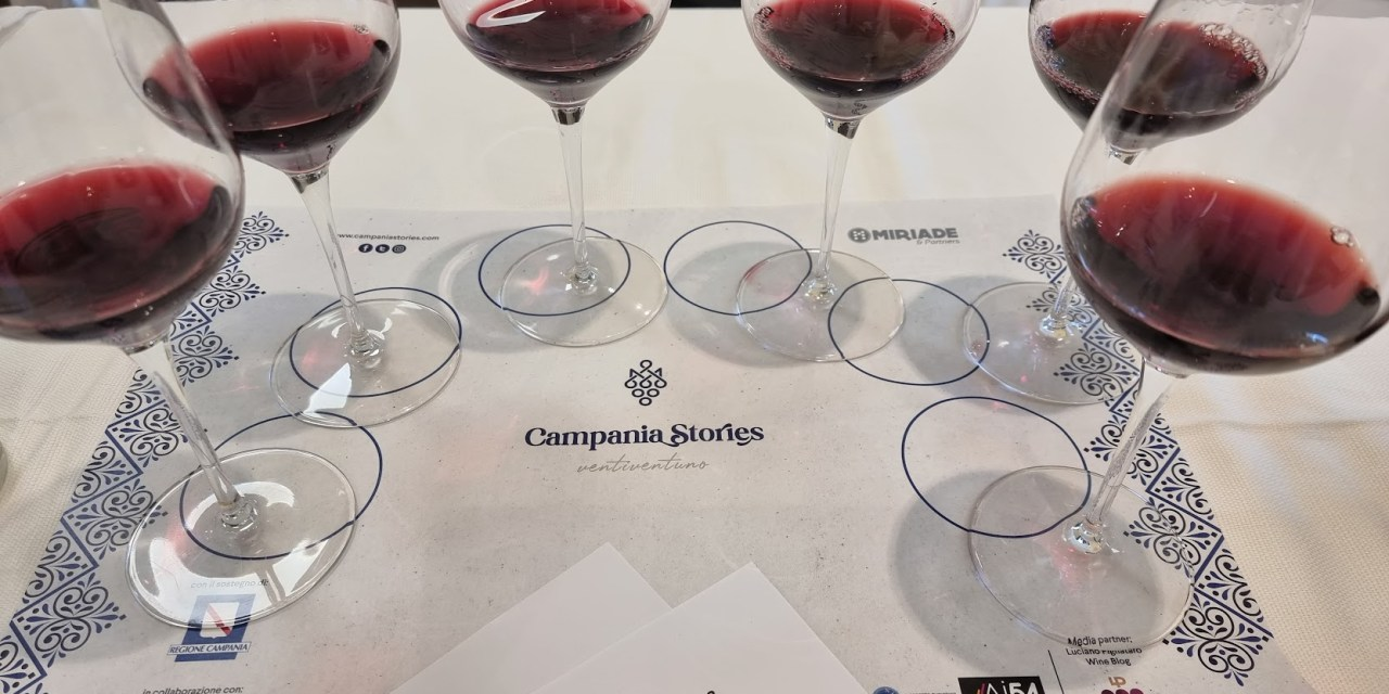 Campania Stories: i vini premiati da Foodmakers