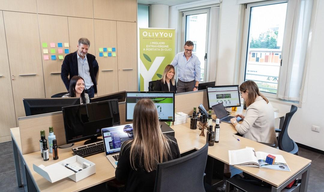 OlivYou apre il proprio portale all'estero