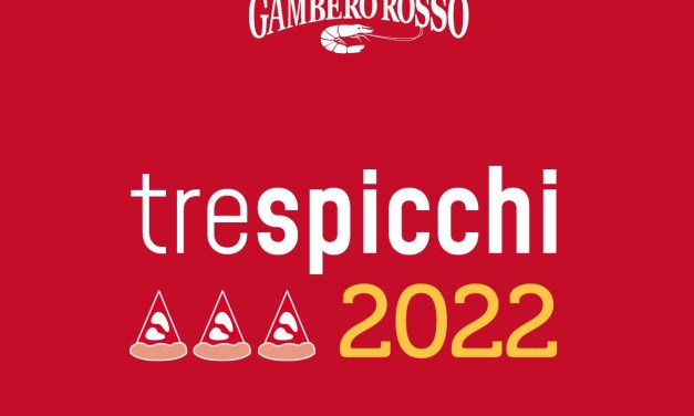 GUIDA PIZZERIE D'ITALIA 2022 I TRE SPICCHI 2022