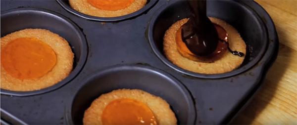 jaffa cakes - μπισκότα πορτοκάλι σοκολάτα