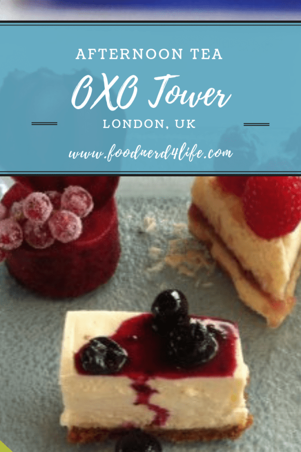 Oxo Tower Pin