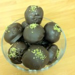 Pass the Salt & Lime {Recipe – Margarita Truffles}