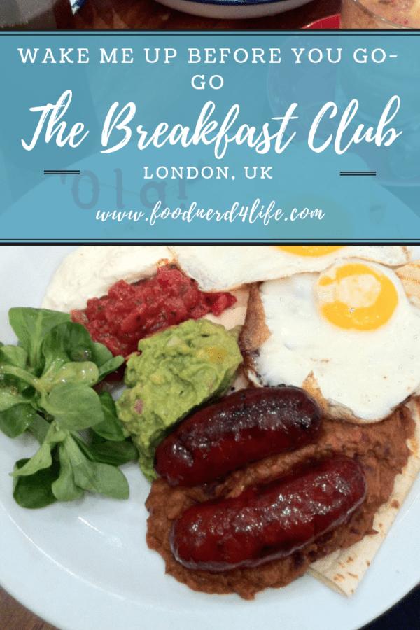 Breakfast Club Pin