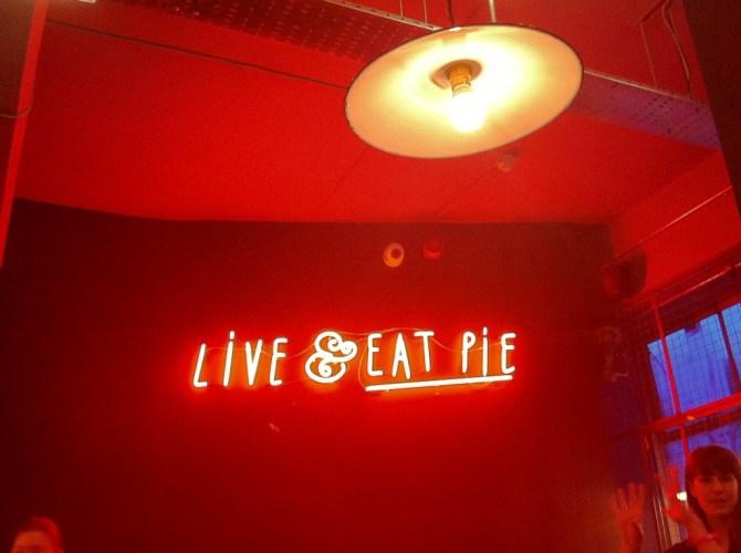 Live & Eat Pie, Pieminister Bristol