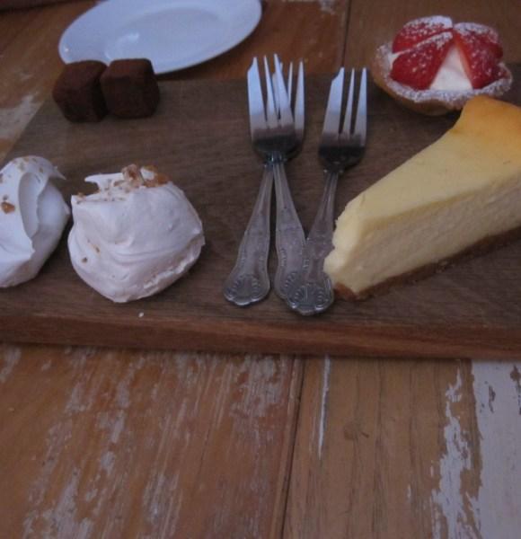 Dessert Board, Bravas, Bristol