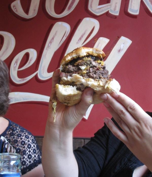 Lockjaw Burger